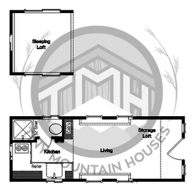 floor plan Yala Peak