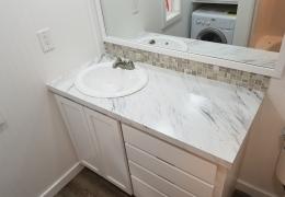 Bathroom in Chinook Peak