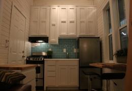 Kitchen in the Little Tahoma Peak