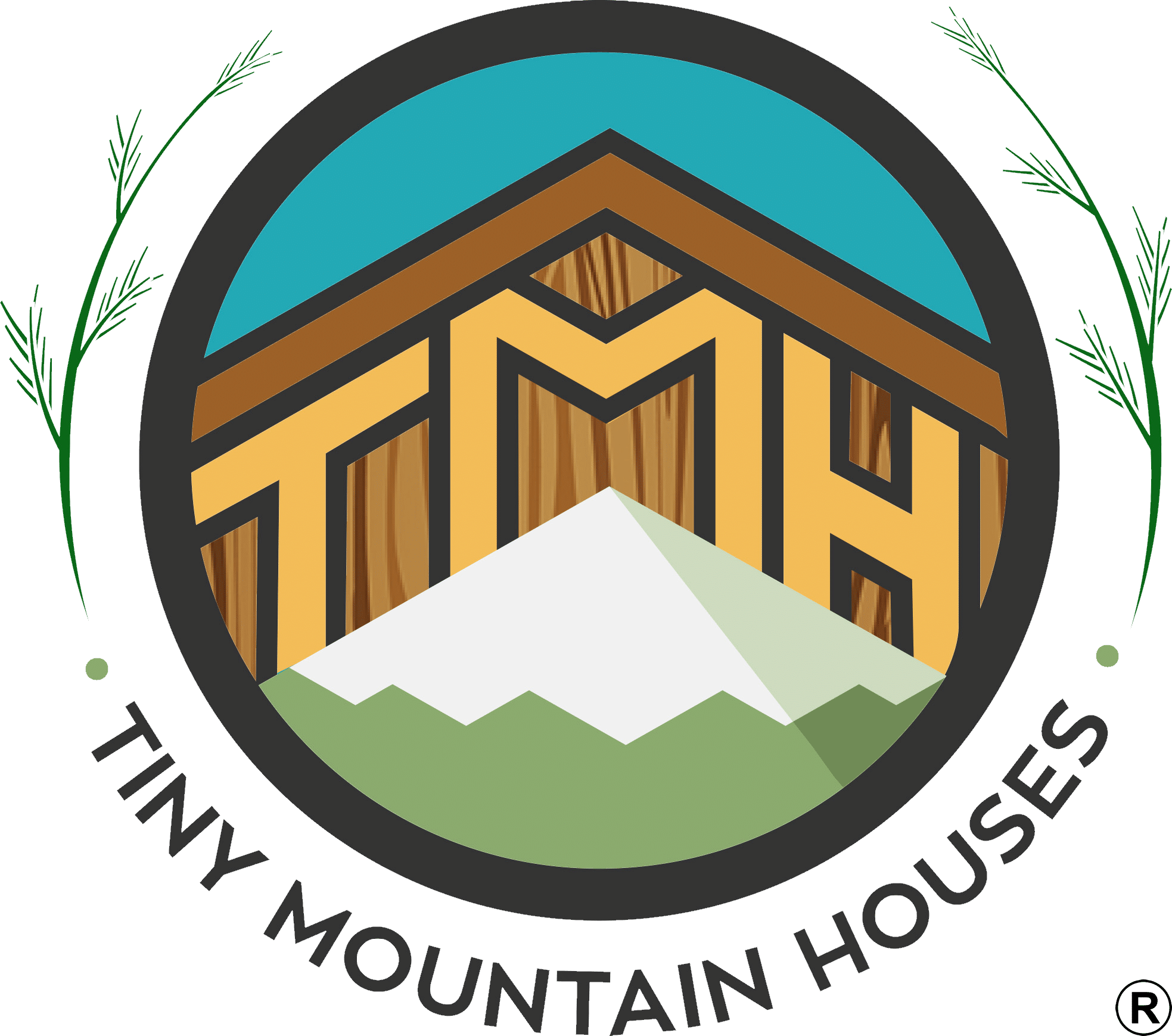 Tiny Mountain Houses